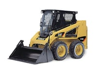 Get High Quality Skid Steer Loaders For Construction