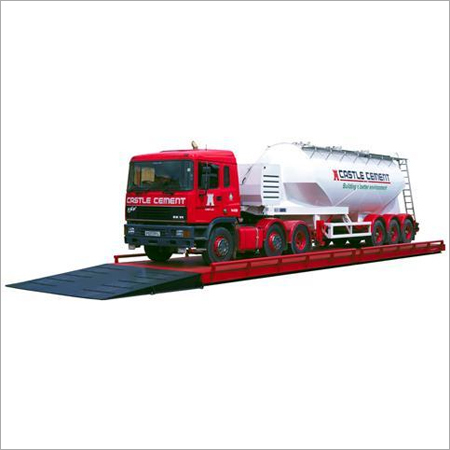 Advanced Modular Type Weighbridge