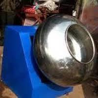 Industrial Coating Pan Mixer
