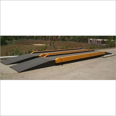 Industrial Mobile Weighbridge