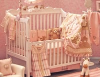 Crib Baby Bedding