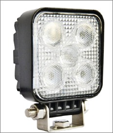 LED Mini Square-15W Lamp