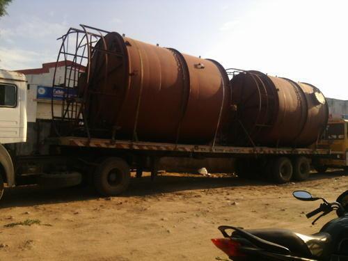 Mild Steel Hsd Storage Tank Cap 25 Kl