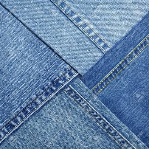 Cotton Non - Selvege Denim Fabric