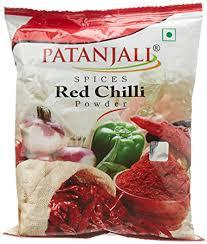 Patanjali Red Chilli Powder