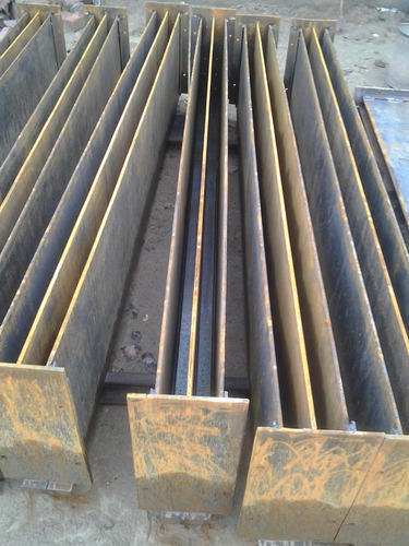 PCC Cement Boundary Slab Mould
