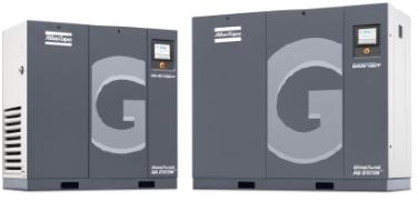 Screw Compressors (Ga 37-90 Vsd)