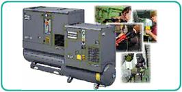 Screw Compressors (Gx 2-11)