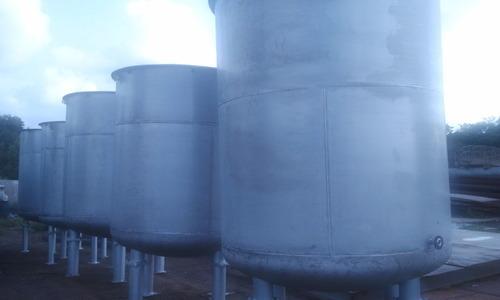Stainless Steel Tanks Capacity 10 Kiloliter