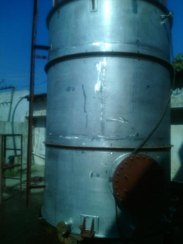 Vertical Cylindrical Partition Storage Tank