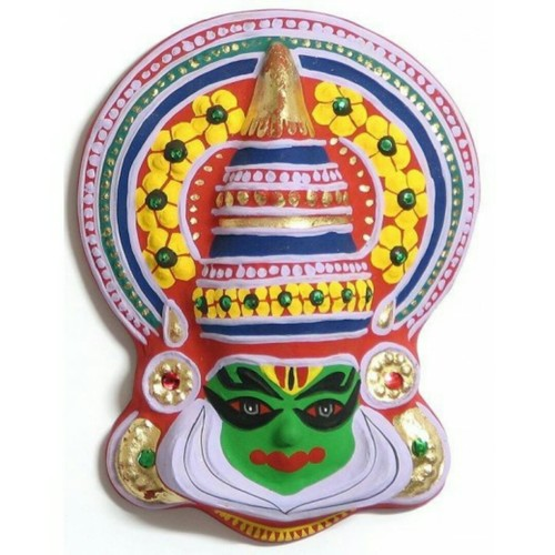 Wall Hanging Kathakali Mask