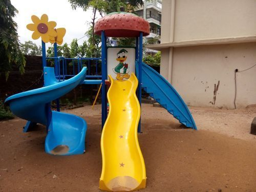 Park Multi Activity Play Station