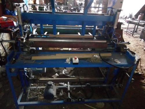 Teshu Paper Machine Large Blue - S K  ENGINEERING WORKS, E
