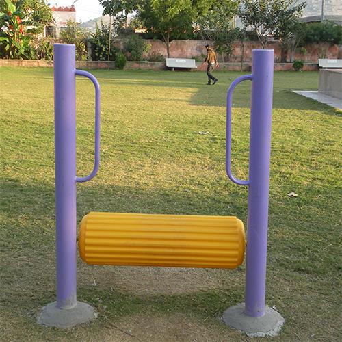 Walking Barrel