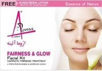 Fairness And Glow Facial Kit