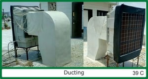 Kapsun Air Coolers For Ducting Area