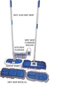 Wet and Dry Mop