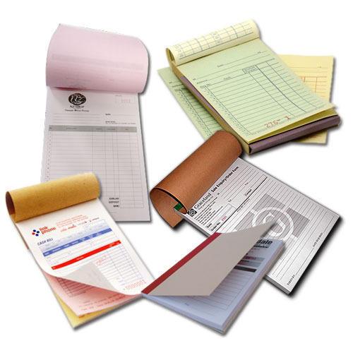 bill book printing service in nangloi new delhi creative color print