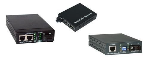Ethernet Transmission Media Converter