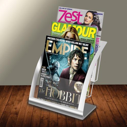 Printed Magazine