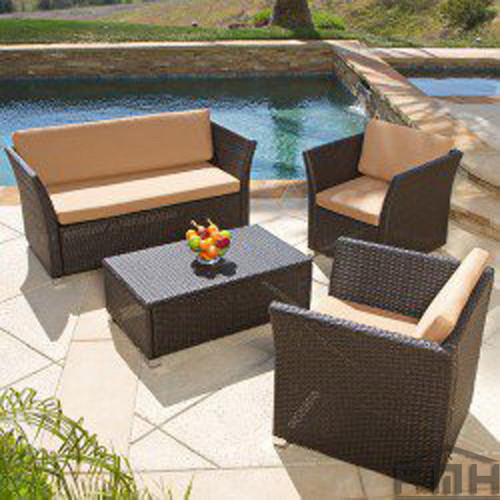 Outdoor Sofa Set in  63-Sector