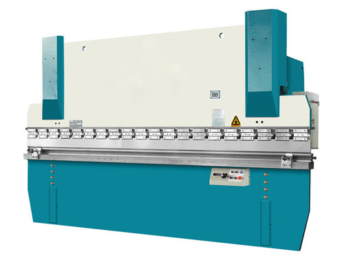 Cnc- Hydraulic Press Brake Machine