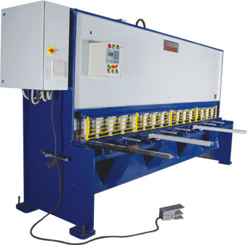 Hydraulic-Shearing Machine