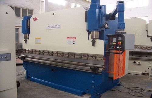 Nc-Hydraulic Press Brake Machine