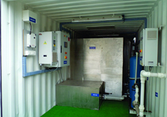 Prefabricated Wasterwater Treatment Plants With MBBR SBR Process