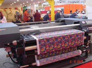 Digital Fabric Printing Service