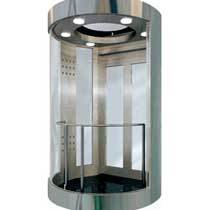 Glass Cabin Elevator