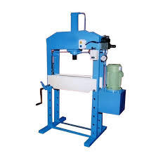 H Frame Hydraulic- Press Machine