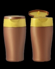 HDPE Mercury Bottles