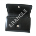 Ladies Leather Black Purse in  Jajmau