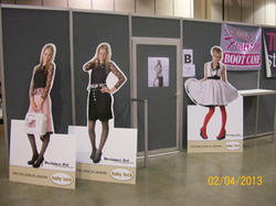 Motorized Roll Up Banner Stand