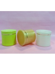 Polo Cream Jars With Lid