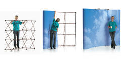 Pop Up Backdrop Stand
