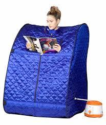 Portable Sauna Steam Bath Cabin
