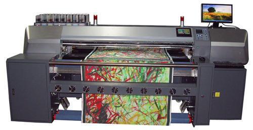Textile Fabric Printing Service