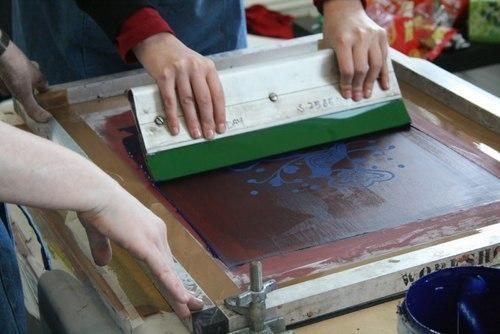 High Quality Screen Printing Service - Dezire Printing Press
