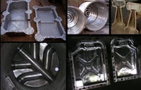 Industrial Customized Moulding Service