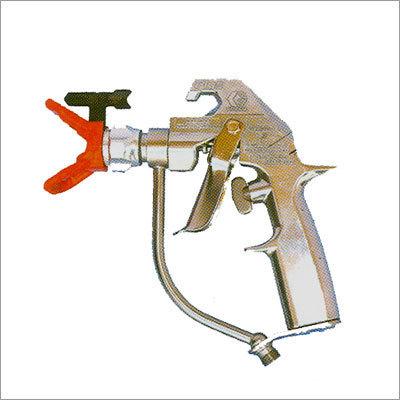 Reliable Graco Airless Silver Plus Gun