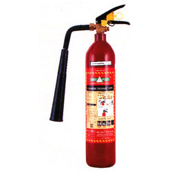 Co2 Gas Pressure Fire Extinguisher
