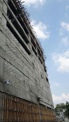 Durble Clc Bricks Application: Building Construction