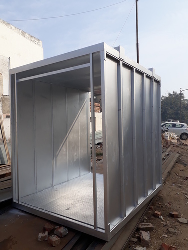 Goods Lift Application: Ok Tested