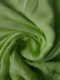 Pista Green Viscos Pure Georgette Fabric in  Ring Road