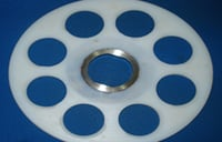 Robust Sand Mill Grinding Disc