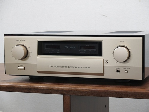 Accuphase C-3800 Stereo Preamplifier