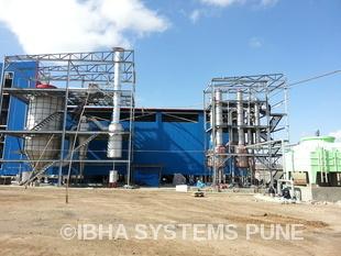 Evaporator And Zero Liquid Discharge Plant
