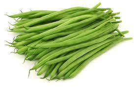 Organic Green Fresh Beans